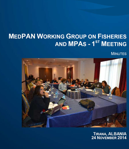 Copertina MedPAN fishering group