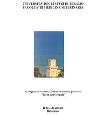 Tiscar et alii, Indagine conoscitiva AMP Torre del Cerrano, Fase 2, 2001