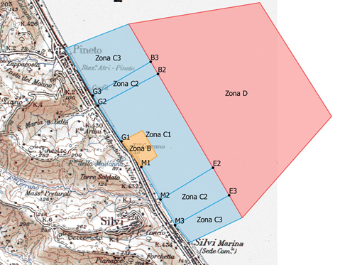 Cartografia con Zone C1-C2-C3 corretto